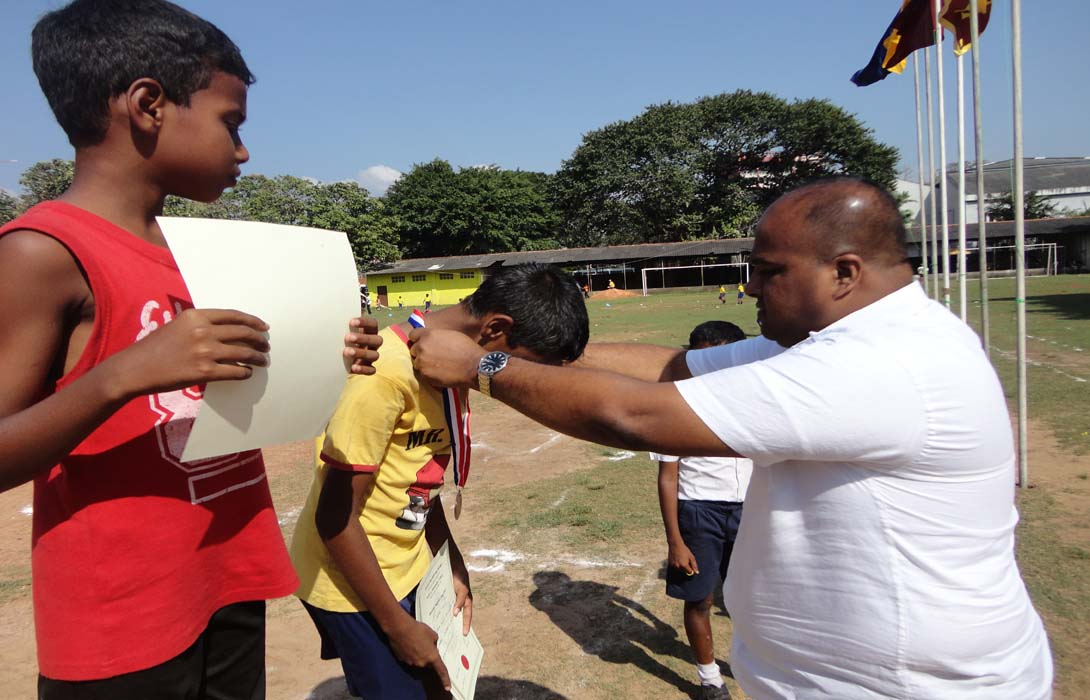 Mahabodhi Sports Meet 2013