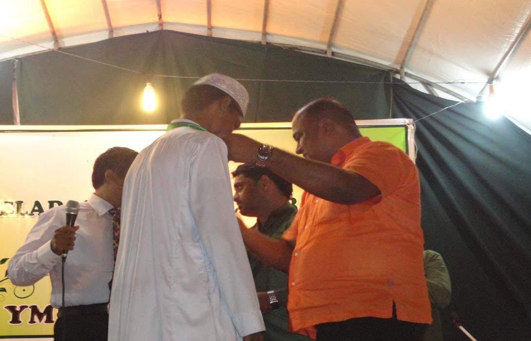 YMMA Meelad-un-Nabi  Celebration 2013