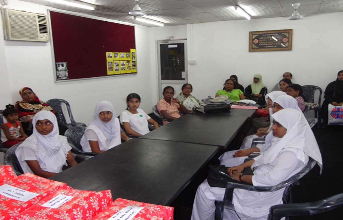 Akram Trust Scholorship AL Students 2012