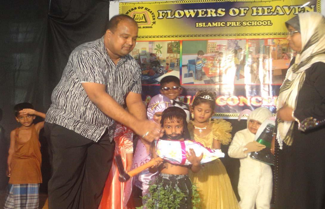Montessori - Flowers of Heaven Concert 2013