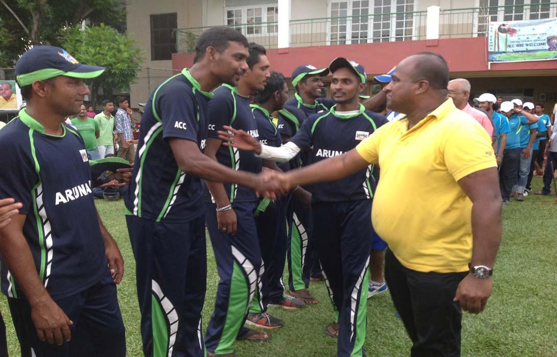 Tasmenia Cricket 2013