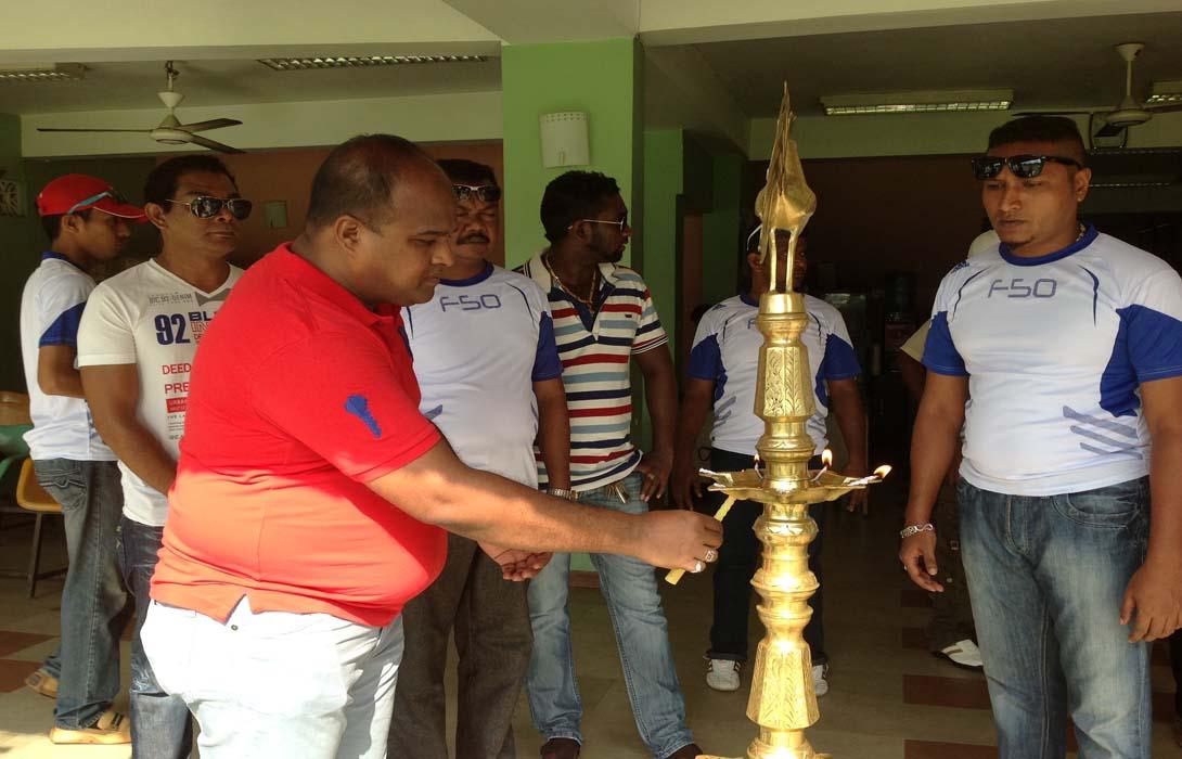 Veeman Niranjan Cricket Tournament 2014