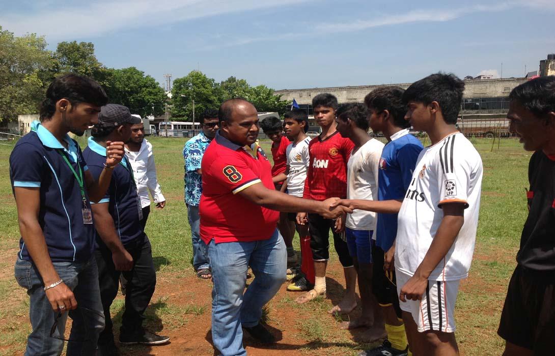 Al Wahda Welfare Football Tournament 2013