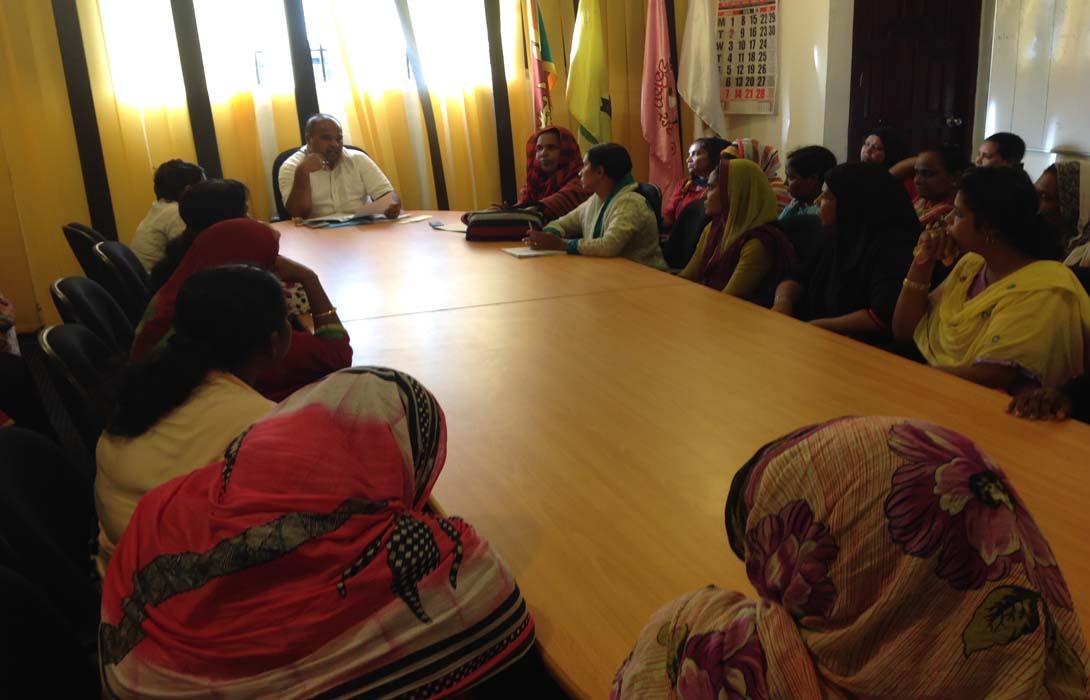 Akram Foundation Ladies wing Vanitha Saviya Padanama Exco meeting on 21st July 2015
