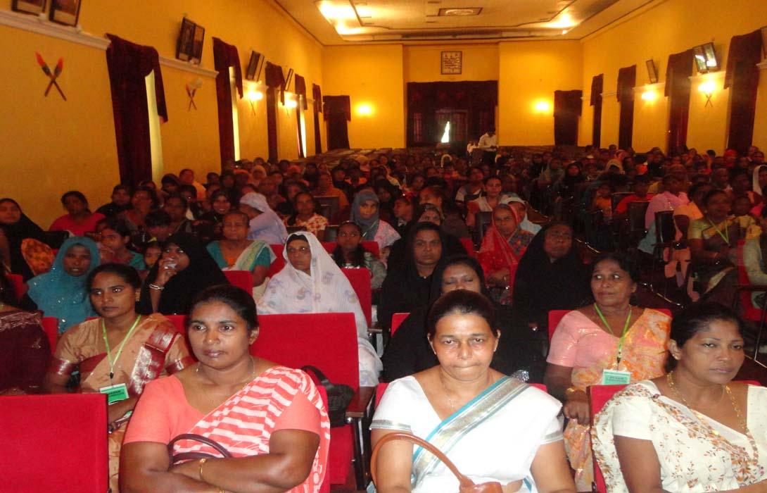 Vanitha Saviya Womens Day