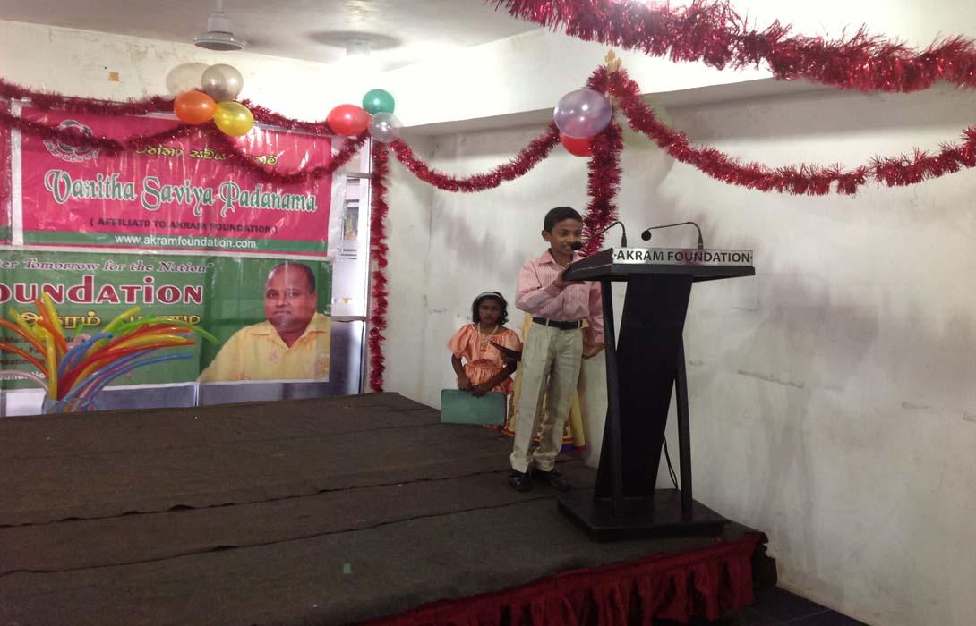 Vanitha Saviya Children's Day