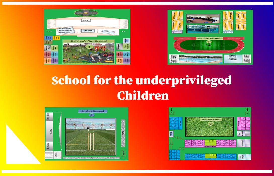 School for the underprivileged Children